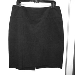 Gray skirt — The Limited